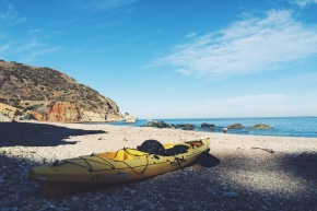 Your Next Weekend Trip: Kayaking and Camping in Catalina