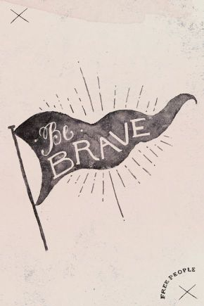 New Series: A Call to beBrave